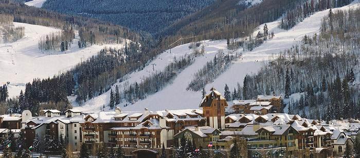 Mountain : America : Vail 13