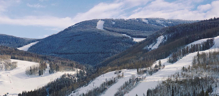 Mountain : America : Vail 14
